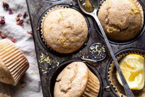 Vanilla Chai Muffins
